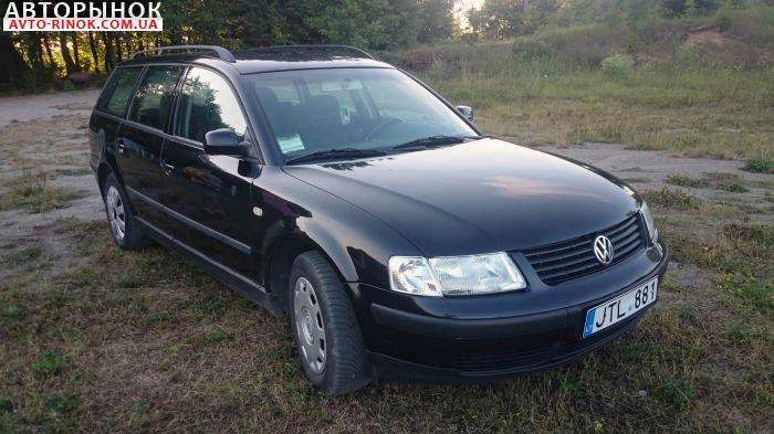Авторынок | Продажа 2000 Volkswagen Passat B5