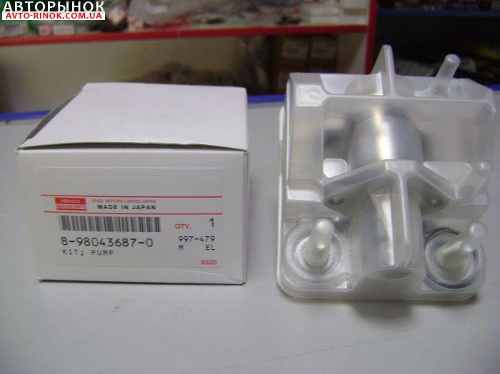 Авторынок | Продажа  Богдан A-092 Топливный клапан ТНВД 4НК1 (Евро3) к  автобусу Бог