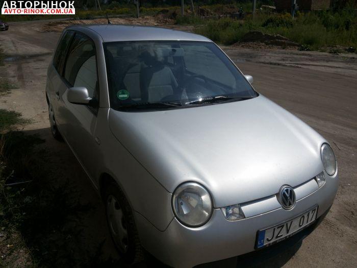 Авторынок | Продажа 2000 Volkswagen Lupo