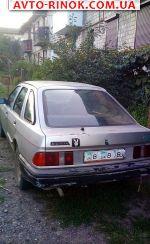 Авторынок | Продажа 1985 Ford Sierra