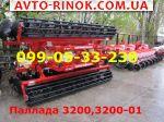 2017 Трактор МТЗ Паллада 3200-01 прицепные 3200(550мм) Красная Звезда