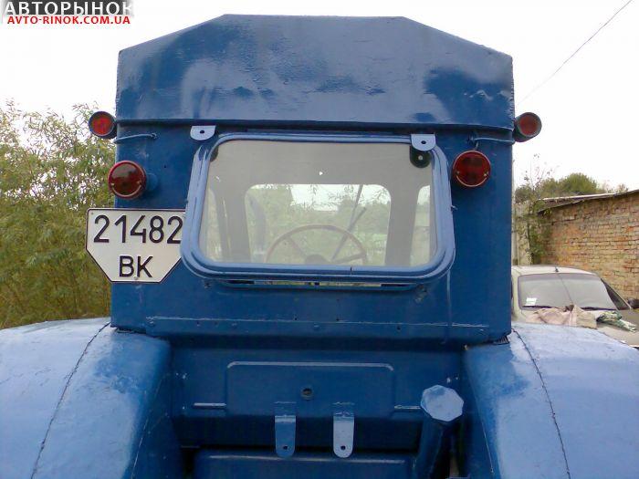 Трактор Т-40 фото.