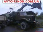 1992 Автокран КРАЗ-257