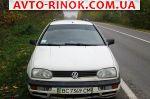 Авторынок | Продажа 1998 Volkswagen Golf III