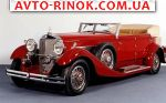 1931 Mercedes 770