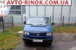 Авторынок | Продажа 1994 Volkswagen Transporter