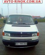 Авторынок | Продажа 1999 Volkswagen Transporter
