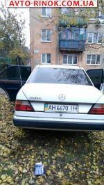 1990 Mercedes 260D