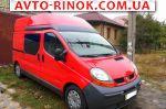 Авторынок | Продажа 2005 Renault Trafic MAXI