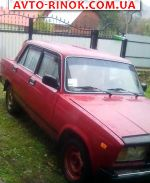 Авторынок   Продажа 1987 ВАЗ 2107