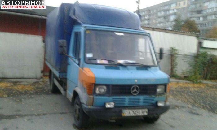 Авторынок | Продажа 1988 Mercedes  407