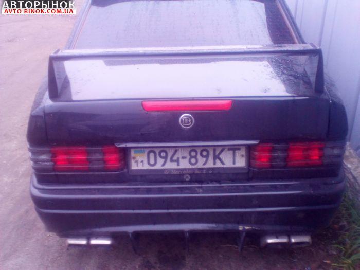 Авторынок | Продажа 1985 Mercedes 190E