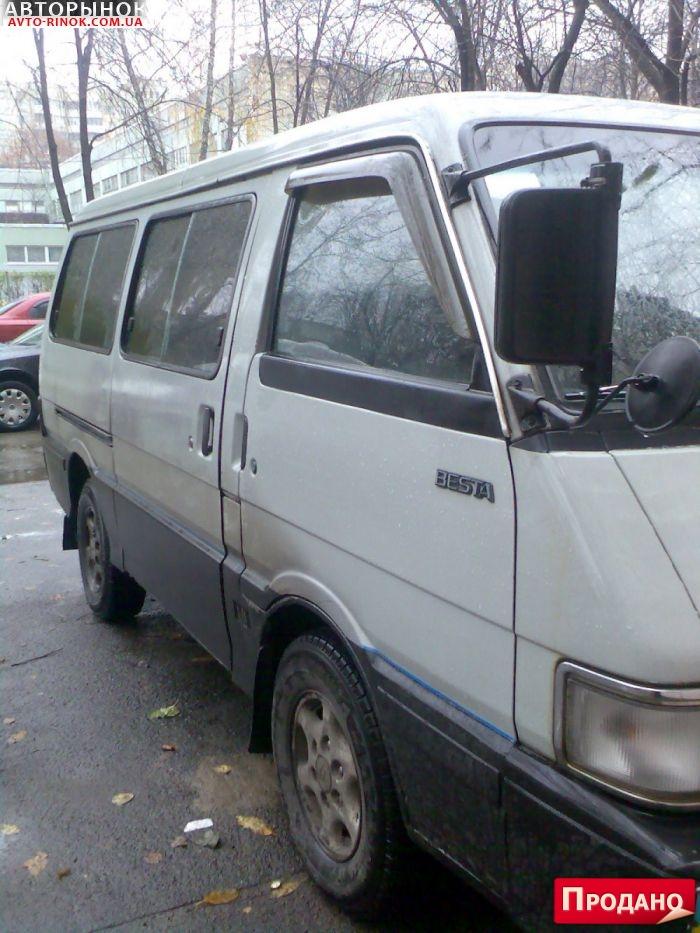 Авторынок | Продажа 1994 KIA Besta пассажирский