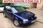 Авторынок | Продажа 2000 Volkswagen Golf IV
