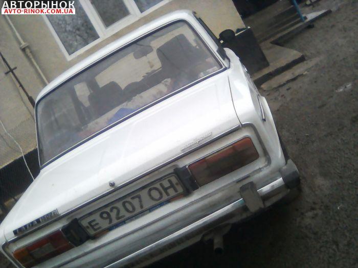 Авторынок | Продажа 1986 ВАЗ 2106