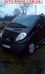 Авторынок | Продажа 2011 Renault Trafic