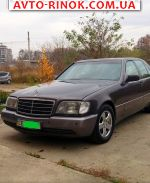 Авторынок | Продажа 1994 Mercedes  W140