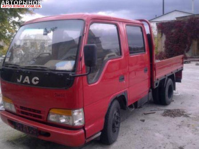 Jac hfc1020kr 2007