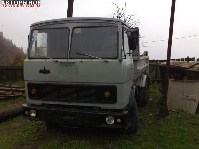 Авторынок | Продажа 1992 МАЗ 5551 самоскид