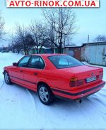 Авторынок | Продажа 1991 BMW 5 Series