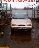 Авторынок | Продажа 1998 Ford Mondeo