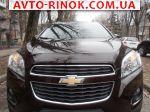 Авторынок | Продажа 2014 Chevrolet Tracker 1.8бензин,ГАЗ,АКП,4х4