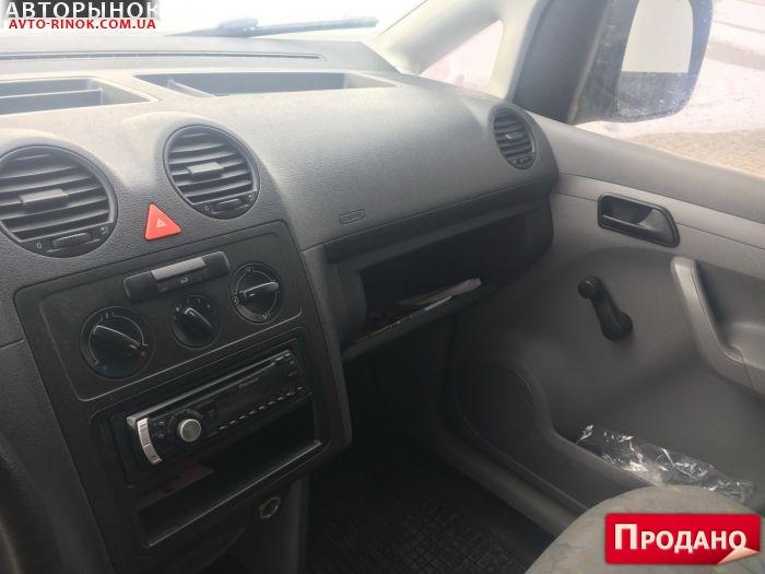 Авторынок | Продажа 2009 Volkswagen Caddy Kasten