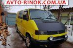 Авторынок | Продажа 2001 Volkswagen Transporter T-4