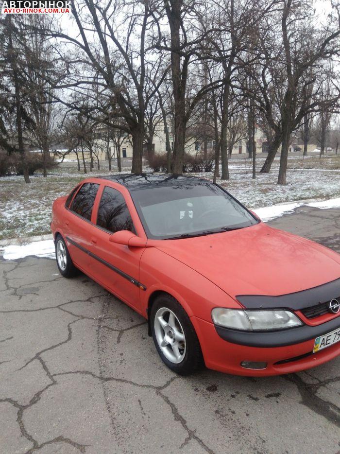 Авторынок | Продажа 1996 Opel Vectra