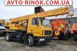 2018 Автокран КС-4571ВY-С-02 Машека 20 тонн, 27 метров