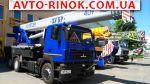 2018 Автокран KC-6572BY-C Машека 40 тонн