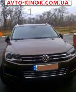 Авторынок | Продажа 2012 Volkswagen Touareg
