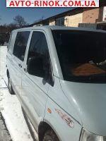 Авторынок | Продажа 2008 Mercedes Vito тди 77 клв