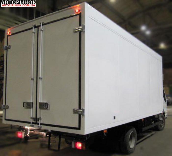 Авторынок | Продажа 2010 Hyundai HD65 промтоварный фургон