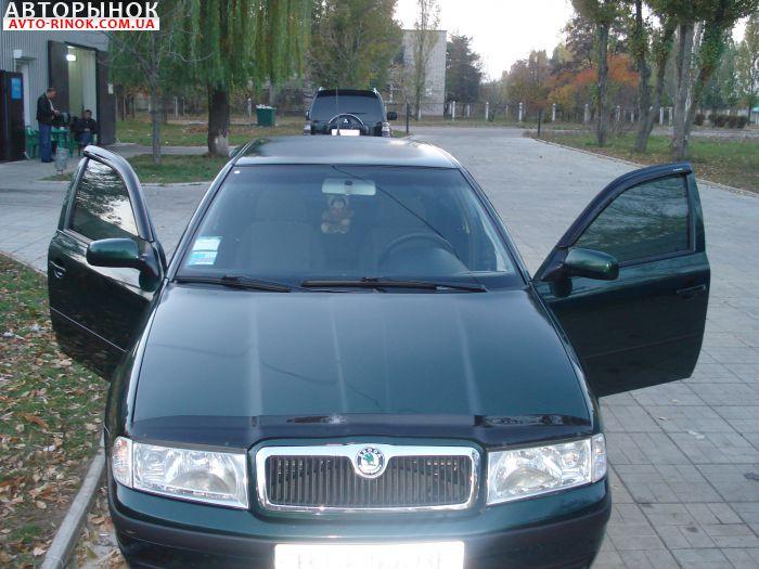 Авторынок | Продажа 2002 Skoda Octavia