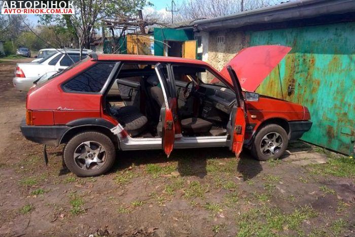 Авторынок | Продажа 1993 ВАЗ 2109