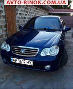 Авторынок | Продажа 2012 Geely CK L5GL
