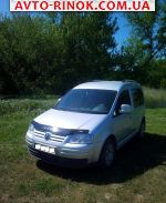 Авторынок | Продажа 2006 Volkswagen Caddy
