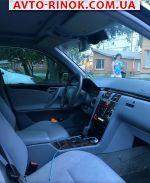 Авторынок | Продажа 2001 Mercedes HSE w210
