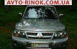 Авторынок | Продажа 2007 Mitsubishi Pajero Wagon
