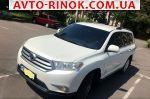 Авторынок | Продажа 2012 Toyota Highlander