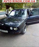 Авторынок | Продажа 1987 BMW 5 Series 520