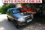 Авторынок | Продажа 2004 Chevrolet Niva