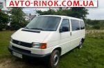 Авторынок | Продажа 2001 Volkswagen Transporter t4