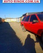 Авторынок | Продажа 1987 Ford Escort