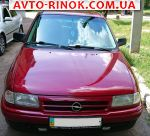 Авторынок | Продажа 1993 Opel Astra F