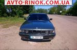 Авторынок | Продажа 1989 BMW 5 Series 530
