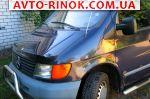 Авторынок | Продажа 1998 Mercedes Vito 108D