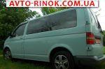 Авторынок | Продажа 2007 Volkswagen Transporter