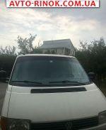 Авторынок | Продажа 1995 Volkswagen Transporter T4